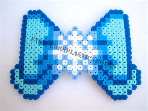 perler bead bow 246 best images about bow perler patterns on