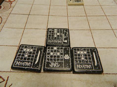 Promo Jarl The Vikings Tile Laying Board jarl the vikings tile laying review and geeky hobbies