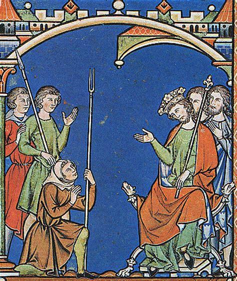 Mittelalter Möbel