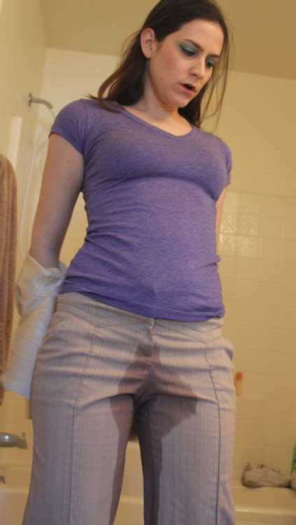 teen public toilet pessing wetting your pants is the best feeling of them all