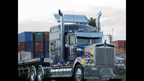 kenworth t900 australia kenworth t900 1993 all custom chrome sydney au