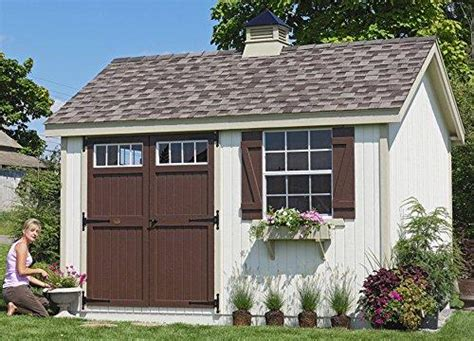 10 x12 shed floor kits cottage company colonial pinehurst 10 x12 diy shed