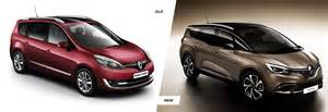 Renault Grand Scenic Colours 2016 Renault Scenic And Grand Scenic Vs New Carwow
