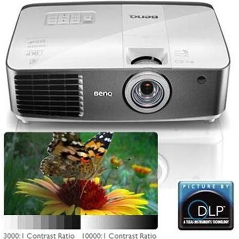 Benq Projector W1500 benq w1500 1080p hd wireless hd dlp home theater projector 2013 model wantitall
