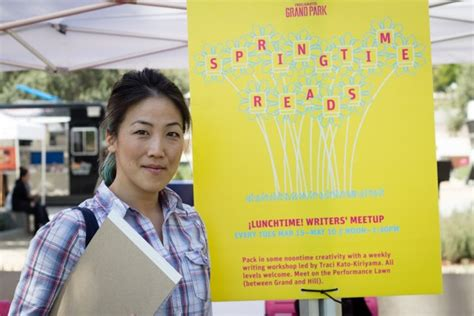 traci kato kiriyama literary l a places spaces and faces grand park la