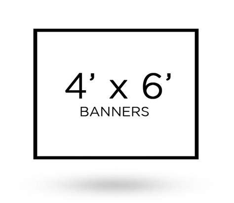 banner 4 x 6 axisflyers