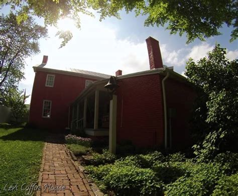 levi coffin house experience america s heartland 12 incredible indiana road trips