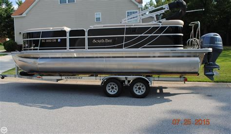 used pontoon boats for sale in lexington sc 2015 south bay 22 pontoon boat for sale in lexington sc
