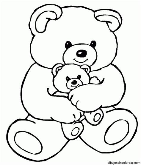 imagenes de oso de amor para dibujar im 225 genes de osos para pintar colorear im 225 genes
