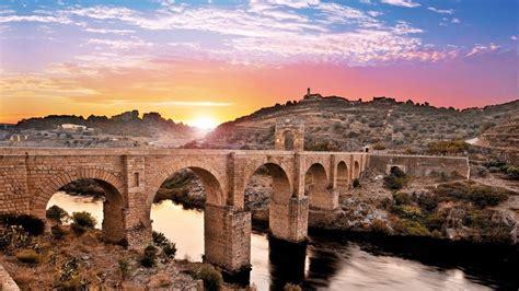 el puente de alcntara b00chj9gkm el mejor rinc 243 n 2014 puente de alc 225 ntara extremadura youtube
