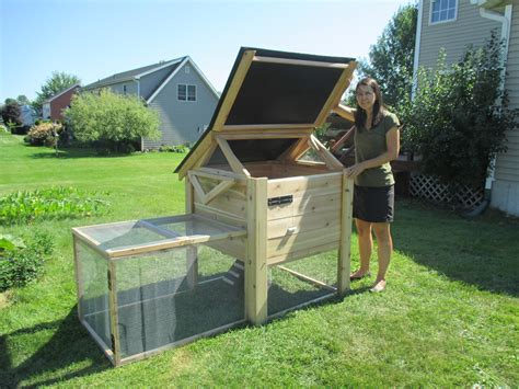The Ultimate Backyard Chicken Coop With Run By Infinite Backyard Chicken Coops Review