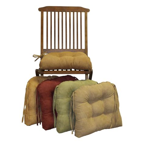 Dining Room Chair Cushions With Ties Chair Pads With Ties Chair Cushions With Ties Country Chairs Washable Kitchen Chair Pads