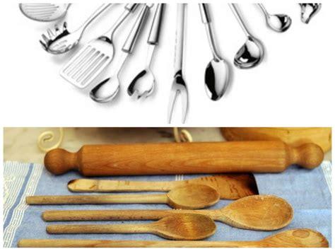 utensili in cucina i cinque utensili pi 249 usati in cucina soluzioni di casa