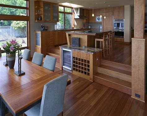 best 25 split level kitchen ideas on tri