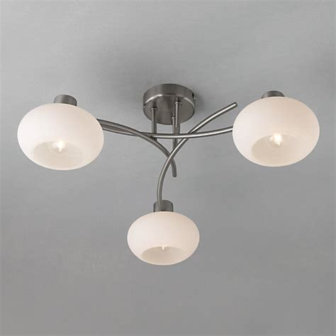 lewis elio ceiling light 3 arm new ebay