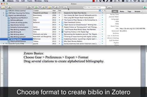zotero guide tutorial three visual reasons for scholars to use free zotero
