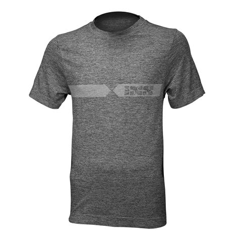 Motorradbekleidung T Shirt by Ixs Funktionales T Shirt Melange Ixs Motorradbekleidung