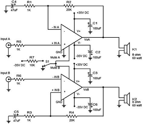 resistor kipas angin resistor yang terdapat pada rangkaian audio lifier 28 images skema rangkaian lifier 1000