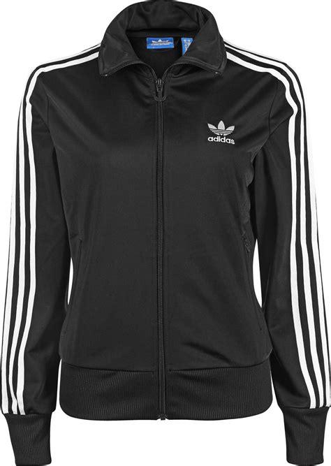 Jaket Adidad 03 Black adidas firebird tt w jacket black white weare shop