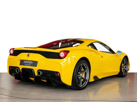 used ferrari 458 speciale car for sale in hannover
