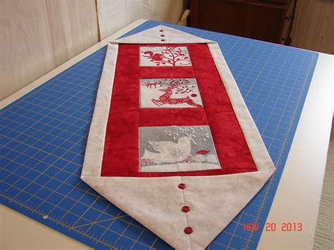 10 minute table runner my 2 10 minute table runners