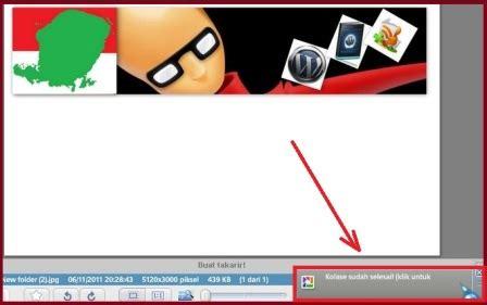 membuat kolase di picasa cara membuat header blog dengan picasa google inc paperku
