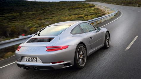 Porsche Carrera 911 S by 2016 Porsche 911 Carrera S Review Road Test Carsguide