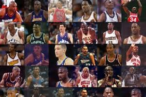 Legends of the nba 25 best players of the 90s bleacher report