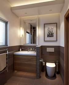 kleine badezimmer fliesen ein kleines badezimmer ger 228 umig wirken lassen 50 ideen