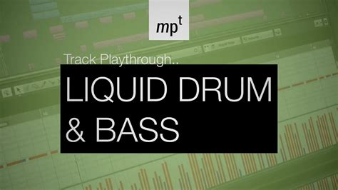 Cubase Tutorial Drum And Bass | cubase pro 9 liquid drum and bass track playthrough