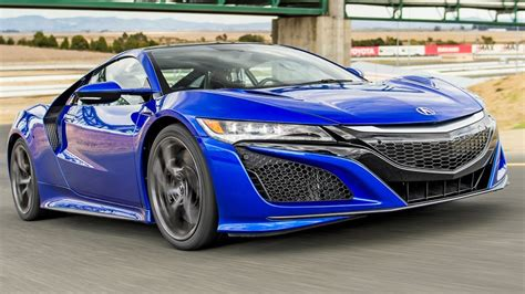 2017 Acura NSX ? The Slowest Supercar in the World
