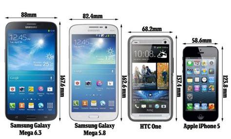 Smartphone Layar 7 Inch samsung luncurkan mega phone lebar layar 6 3 inchi