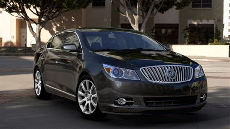 2013 buick lacrosse information and photos zombiedrive