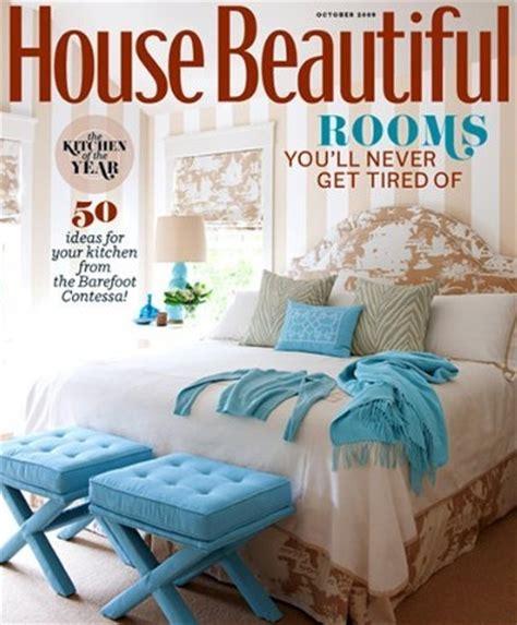 housebeautiful magazine my favorite magazines amy hirschamy hirsch