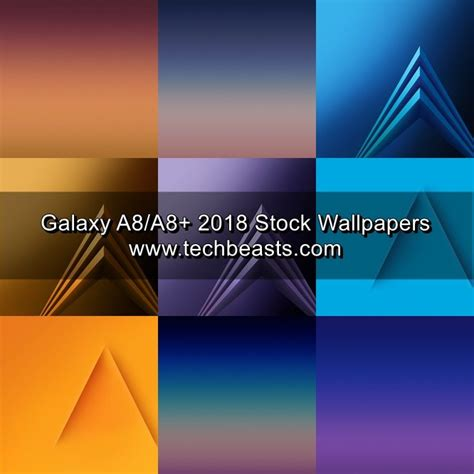 wallpaper galaxy a8 2018 download galaxy a8 a8 2018 stock wallpapers