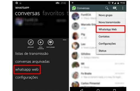 tutorial como mexer no whatsapp saiba usar o whatsapp para computador em nosso passo a