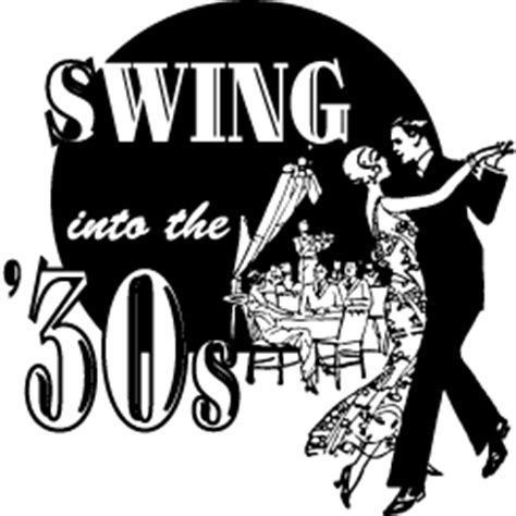 1930 swing music swing into the 1930 s publish with glogster