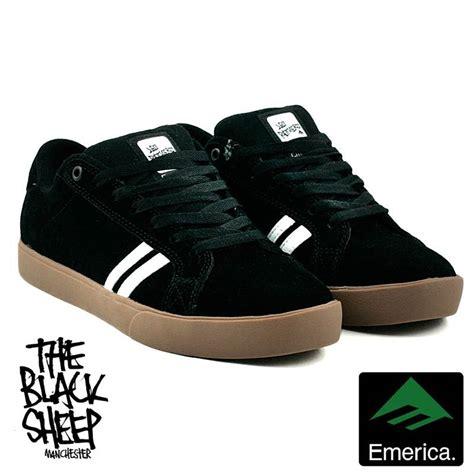 Leo Shoes Black White emerica the leo romero black white black mens skate shoes