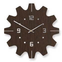Design Clock stylish wooden wall clocks with modern design digsdigs