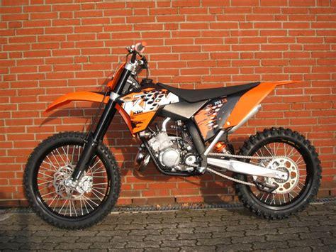 Ktm Sx 144 Ktm 144 Sx Modell 2008 Ist Eingetroffen Bvz