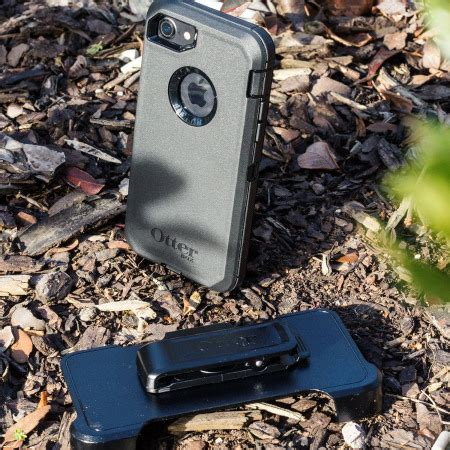 otterbox defender series iphone  case black