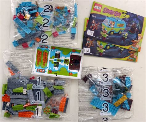 Lego Scooby Doo The Mystery Machine 75903 review lego scooby doo mystery machine 75902 hat echtes