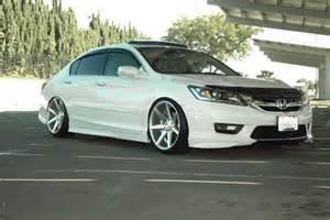 honda accord custom wheels vossen 20x10 5 et tire size