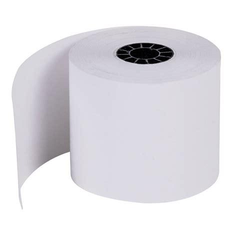 roll paper receipt templates 2 1 4 quot x 230 tt2230 50 thermal receipt paper rolls pos