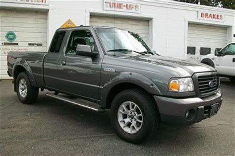 ford ranger problems recalls