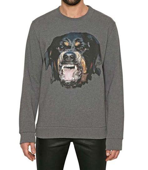 givenchy rottweiler sweatshirt givenchy rottweiler sweatshirt luxuryes