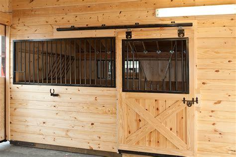 horse barns amish sheds  bob foote