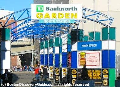 Directions To Td Garden by Directions From Station To Back Bay Area In Boston