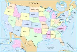 map of the united states picture geography us maps with states