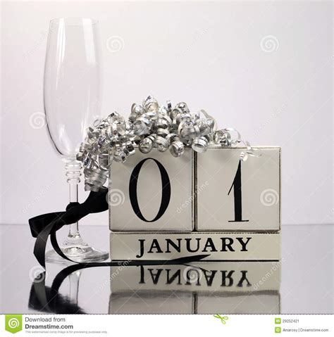 new year january 1 white theme save the date with a happy new year january 1